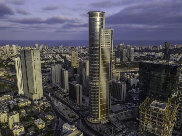 Алмазная биржа Израиля - достопримечательности Тель-Авива