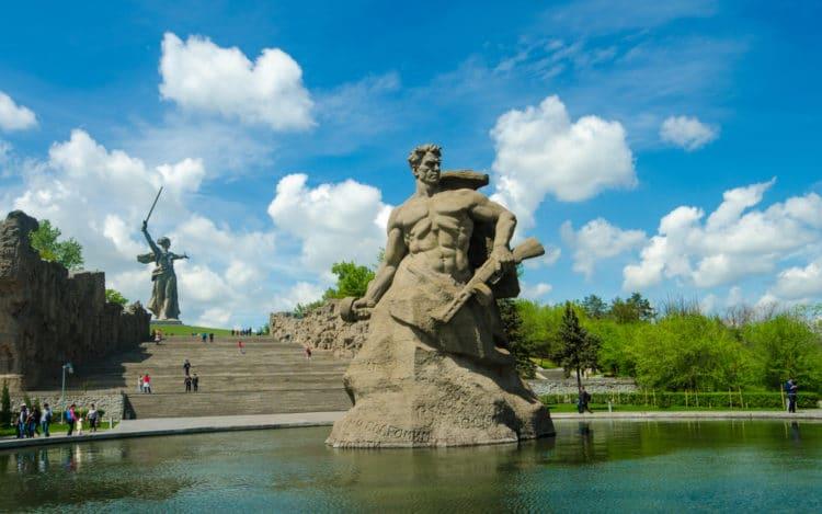 Самые красивые города России - Волгоград