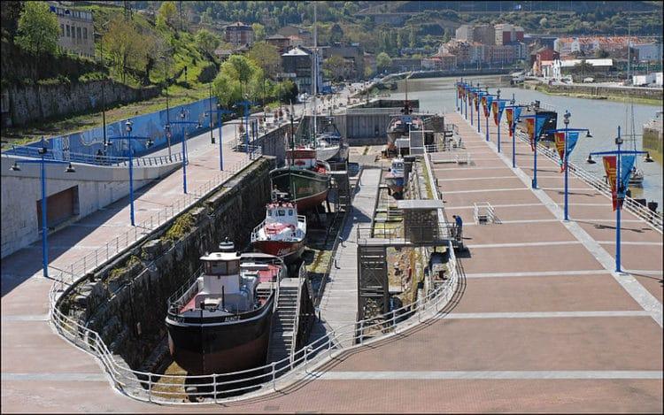 Морской музей - достопримечательности Бильбао