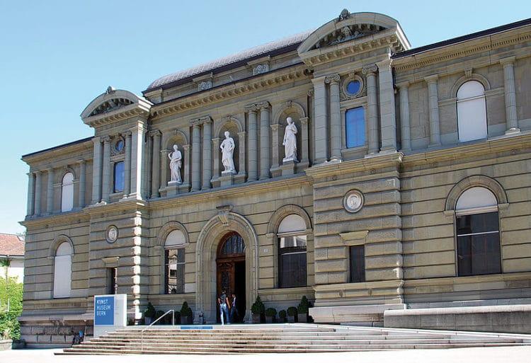 Музей изобразительных искусств - достопримечательности Берна