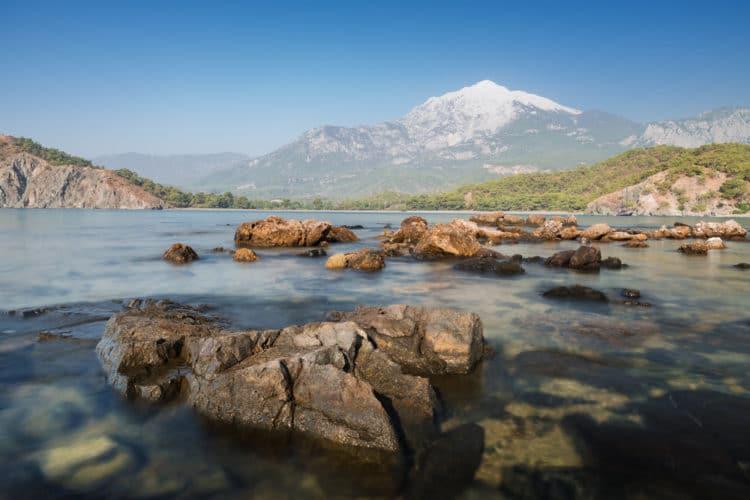 Гора Тахталы - достопримечательности Кемера