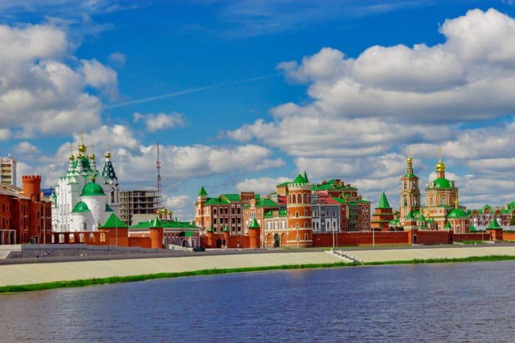Самые красивые города России - Йошкар-Ола