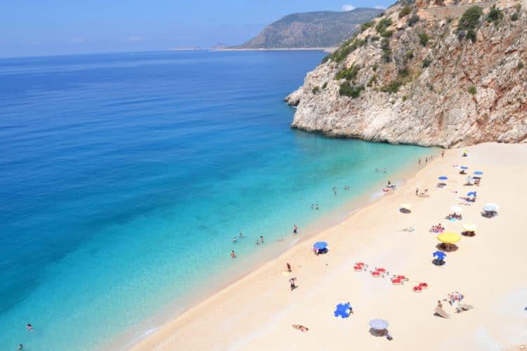Пляжи - достопримечательности Сиде