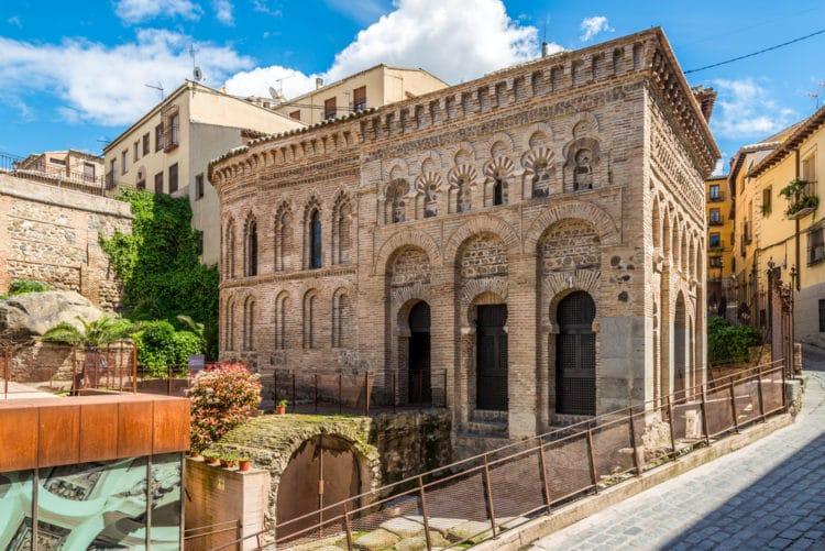 Мечеть Кристо-де-ла-Лус - достопримечательности Толедо