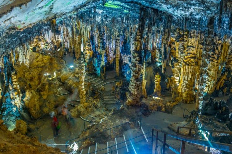 Пещеры Арта - достопримечательности Майорки