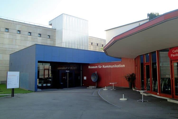 Музей коммуникации - достопримечательности Берна