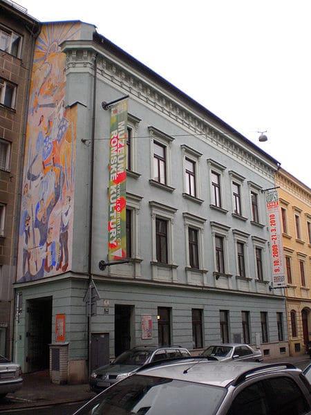 Музей цыганской культуры - достопримечательности Брно