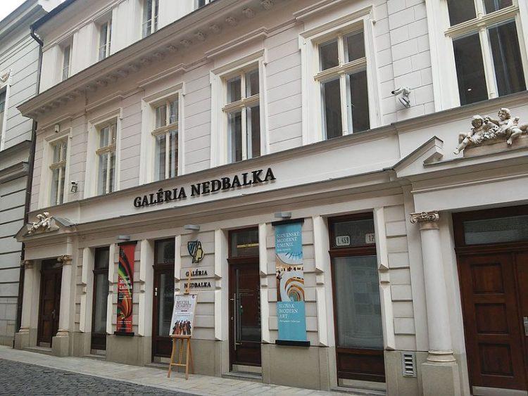 Галерея Недбалка - достопримечательности Братиславы