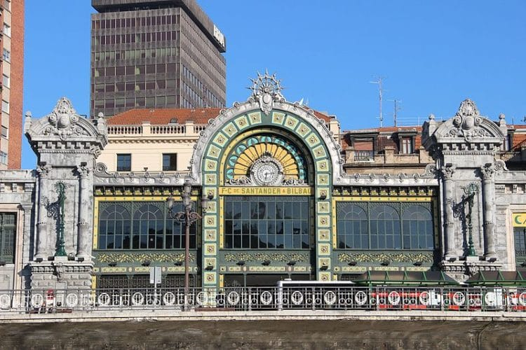 Вокзал Конкордия - достопримечательности Бильбао