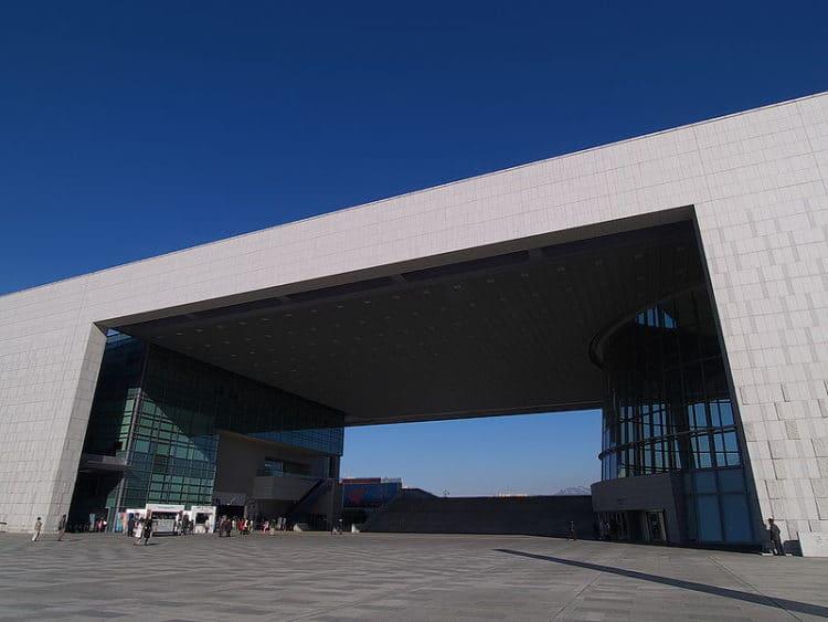 Национальный музей Кореи - достопримечательности Сеула