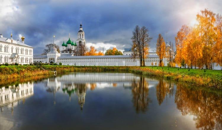 Самые красивые города России - Ярославль