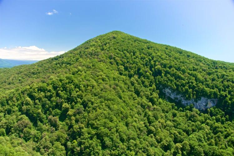 Гора Ахун - достопримечательности Сочи