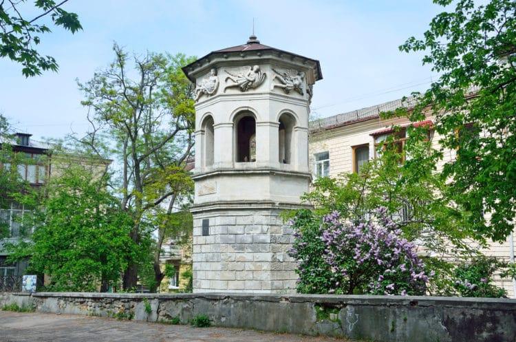 Башня Ветров - достопримечательности Севастополя