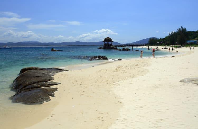 Остров Пиратов - достопримечательности Хайнаня