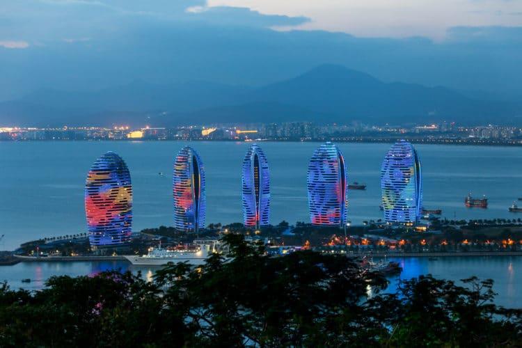 Остров Феникс - достопримечательности острова Хайнань