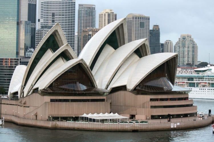 Сиднейский оперный театр - достопримечательности Сиднея