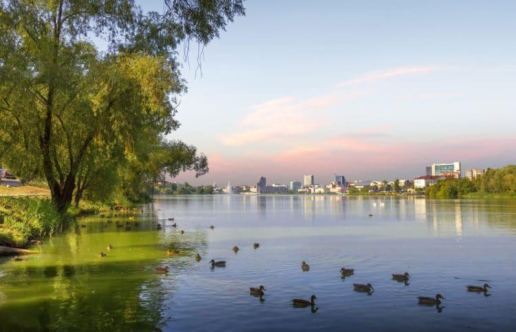 Озеро Кабан - Что посмотреть в Казани