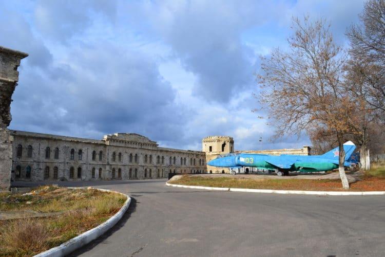 Михайловская батарея - достопримечательности Севастополя