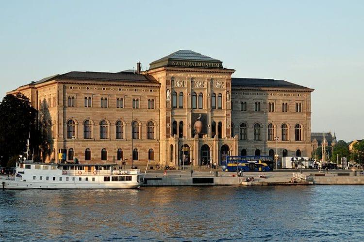 Национальный музей Швеции - достопримечательности Стокгольма