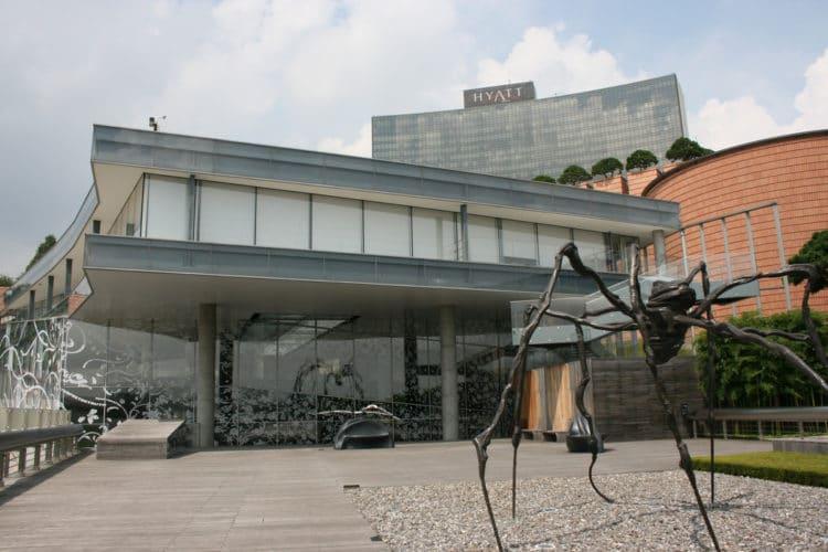 Leeum — Музей искусства компании Samsung - достопримечательности Сеула