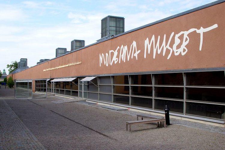 Музей современного искусства - достопримечательности Стокгольма