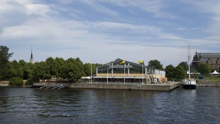 Музей Юнибаккен - достопримечательности Стокгольма