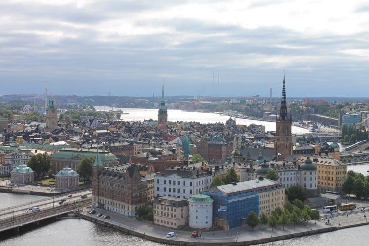 Старый город – Гамла Стан - достопримечательности Стокгольма