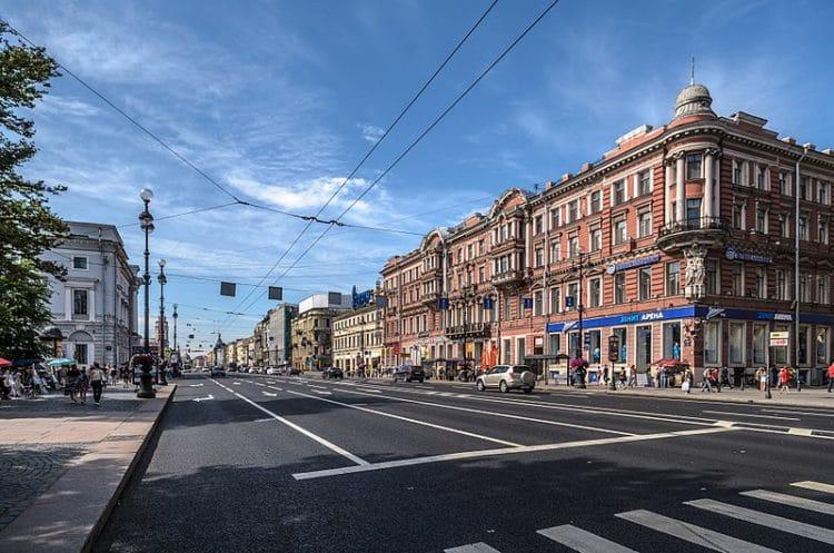 Невский проспект - достопримечательности Санкт-Петербурга