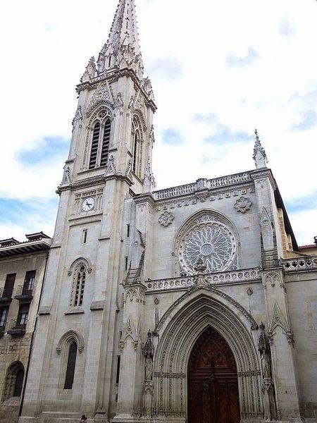 Кафедральный собор Святого Иакова - достопримечательности Бильбао