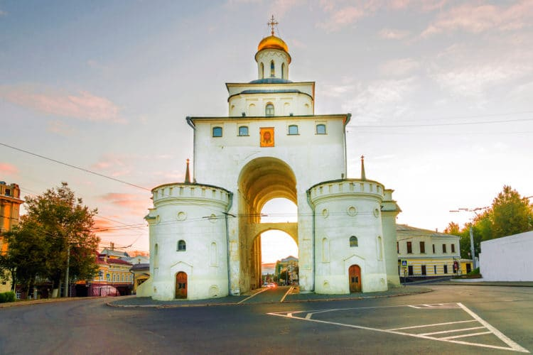 Самые красивые города России - Владимир