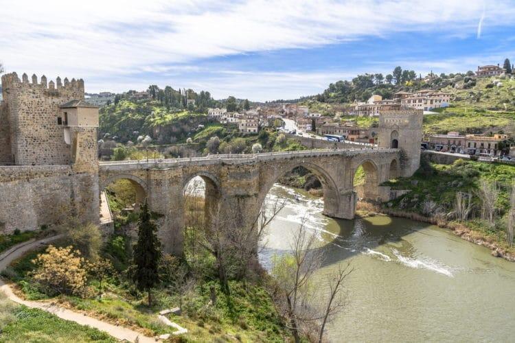 Мост Святого Мартина - достопримечательности Толедо