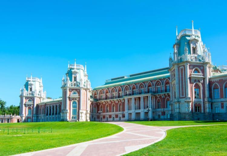 Музей-заповедник Царицыно - достопримечательности Москвы
