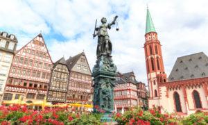 Лучшие достопримечательности Франкфурта