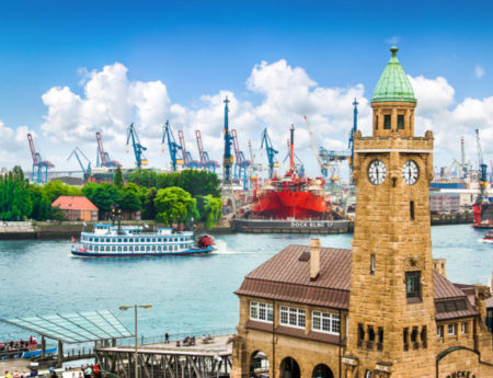 Лучшие достопримечательности Гамбурга