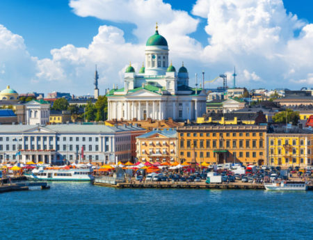Лучшие достопримечательности Хельсинки