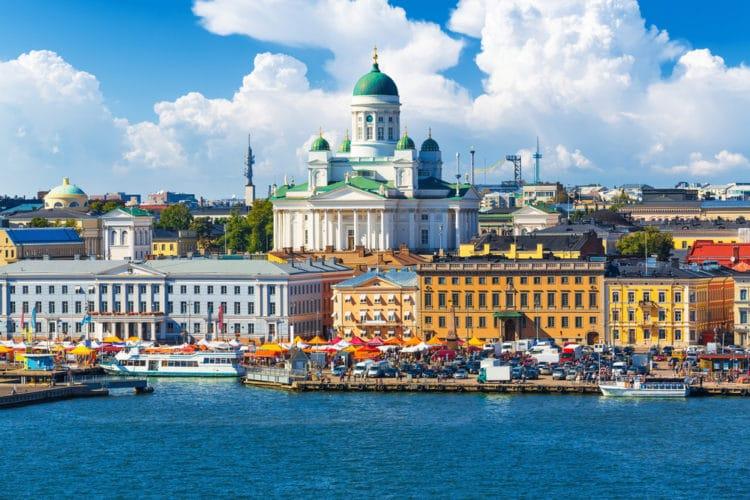 Хельсинки 2020, столица Финляндии — все о городе с фото и видео