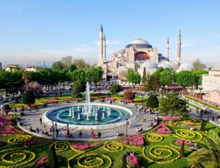 Достопримечательности Стамбула: Топ-35 (МНОГО ФОТО)