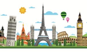 Самые красивые города Европы 2020 (Полный список)