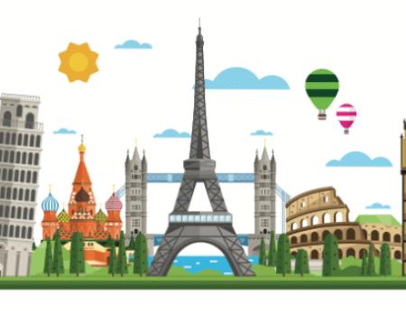 Самые красивые города Европы 2019 (Полный список)