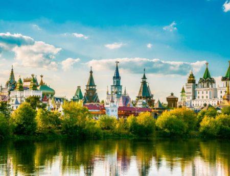 Самые красивые города России — Топ-20