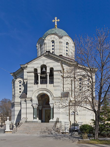 Владимирский (Адмиралтейский) собор - достопримечательности Севастополя