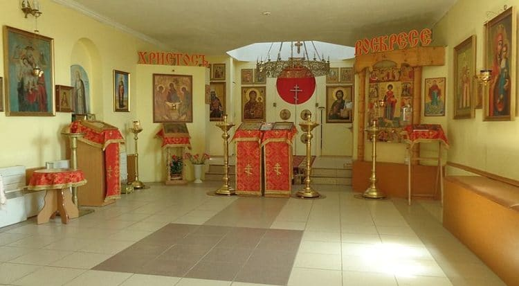 Камчатский Свято-Пантелеимонов мужской монастырь - достопримечательности Камчатки