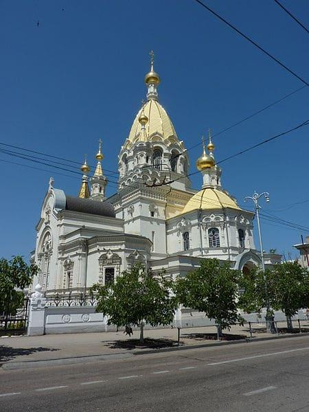 Покровский собор - достопримечательности Севастополя