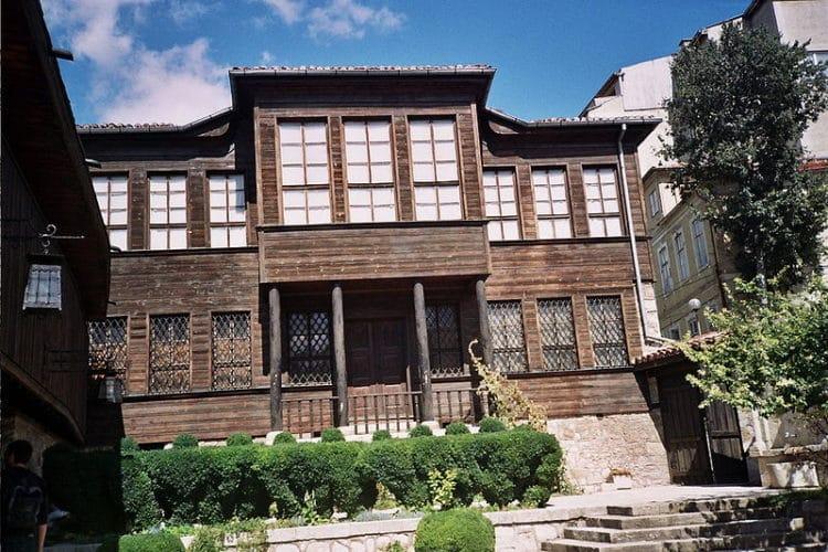 Этнографический музей - достопримечательности Варны