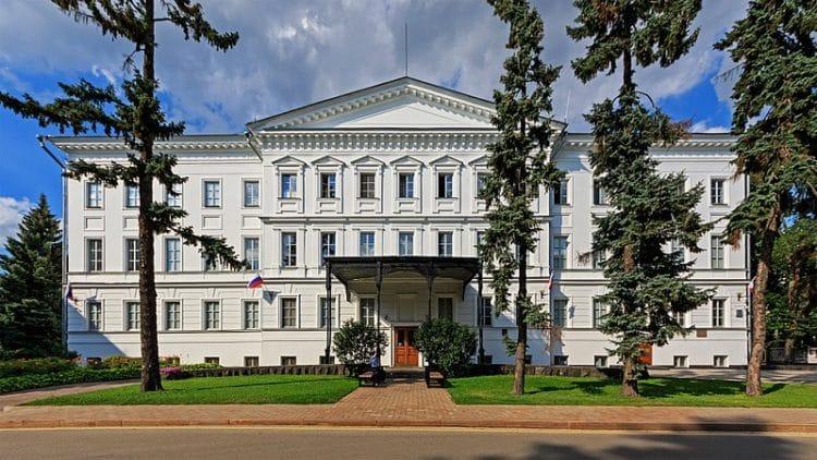 Нижегородский государственный художественный музей - достопримечательности Нижнего Новгорода