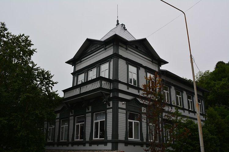 Камчатский краевой объединенный музей - достопримечательности Камчатки