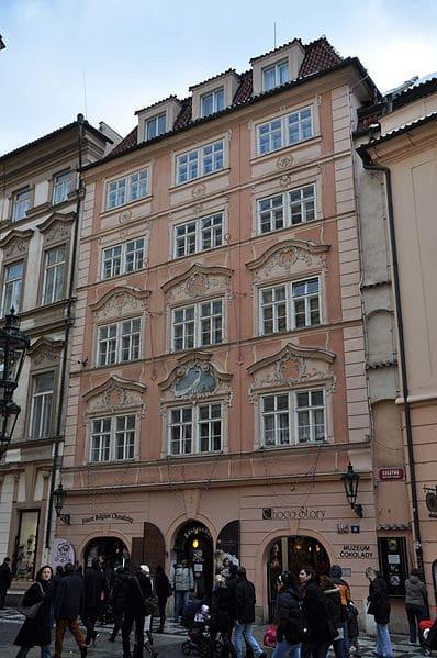 Музей шоколада - достопримечательности Праги