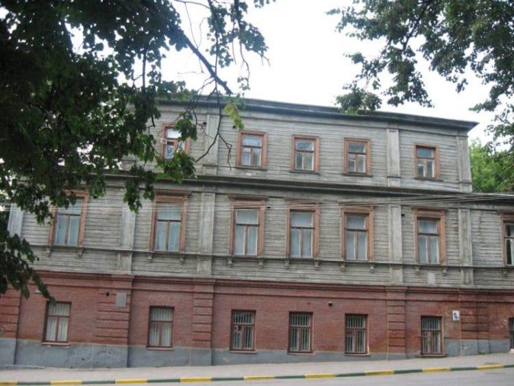 Музей-квартира А. М. Горького - достопримечательности Нижнего Новгорода