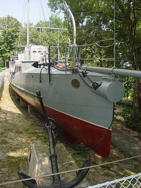 Национальный морской музей - достопримечательности Варны