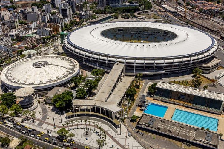 Стадион Маракана - достопримечательности Рио-де-Жанейро